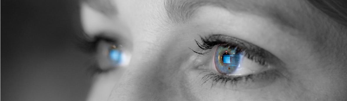 Last van je ogen bij computerwerk, computerbril helpt bij vermoeide ogen bij beeldschermwerk