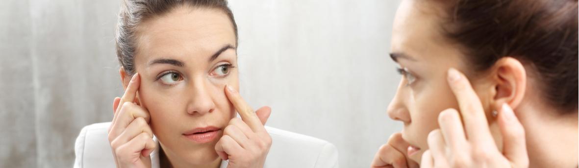 Oorzaken en behandelingen van wallen en donkere kringen onder de ogen. Wat kan ik doen tegen wallen onder mijn ogen? Wat kan ik doen tegen donkere kringen onder de ogen?